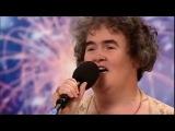 Сьюзан Бойл (Susan Boyle)-начало триумфа.