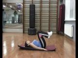 Упражнения для прямых и косых мышц живота.