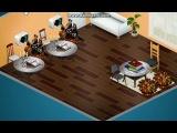 Как сидеть на кровати/столе и т.д. в аватарии (сама снимала :3)