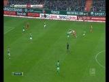 Чемпионат Германии 2013-14 / 23 тур / Вердер - Гамбург / 2 тайм