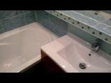 Ванная комната(плитка Лагуна (уралкерамика))