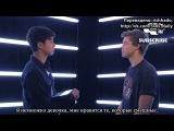 5SOS Face To Face - Calum vs Ashton - Do You Like Scary Movies Sub