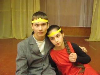 Князь Игорь и Ольга