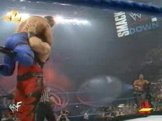 ������� �� ������ ��� WWF SmackDown 03.08.2000
